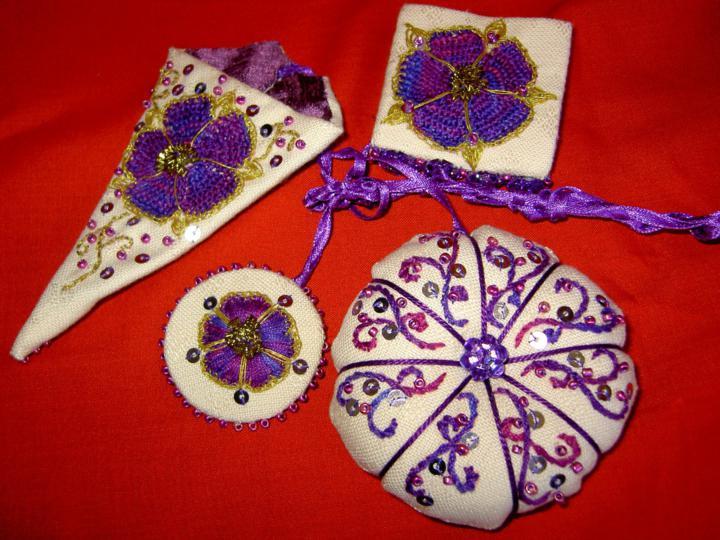 Brenda Scarman Embroidery